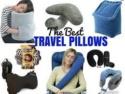 best travel pillow for long haul flight reviews cover