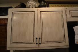 Glazed White Kitchen Cabinets Beige Glazed Kitchen Cabinets Quicuacom