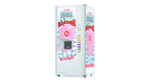 Automatic Smoothie Vending Machine Mesmerizing Quinzee Vending Machine VendingMarketWatch