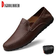 Best Offers for men moccasins <b>big size</b> list and get free shipping - a429