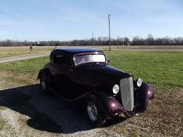 1934 Chevy Coupe Show Car for sale