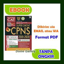 5, tidak ada nilai 0) jadi, jika seluruh soal dijawab dengan tepat, nilai maksimumnya adalah 500. E Book Latihan Soal Hots Cpns 2019 2020 Ebook Skd Skb Cpns Buku Tes Cpns Terlengkap Terbaru Shopee Indonesia