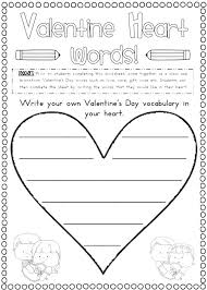 Valentines Day Printouts Valentine Day Printable Coloring Pages ...