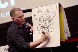 """Dav Pilkey Named """"Person of the Year"""" by Publishers Weekly 