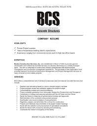 Company Resume Template Company Resume Templates Resume Companies 17545  Printable Gfyorkcom Company Resume Examples Company Resume Templates Company