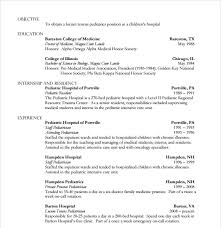 professional-doctor-resume
