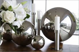 Decorative Metal Balls Stainless Steel Spherehollow Stainless Steel Ballstainless Steel 33