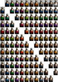 Guild Wars Dye Chart Mixed Dye Guild Wars Wiki Gww
