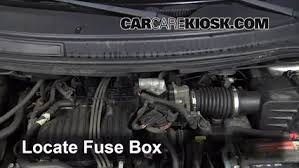 replace a fuse 2004 2007 ford star 2004 ford star sel 4 2l v6 2004 ford star sel 4 2l v6 fuse engine check