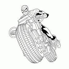 25 Het Beste Kleurplaat Spiderman Mandala Kleurplaat Voor Kinderen