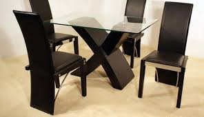 small and kirk glass dark set wood wooden reclaimed designs sets table tables seater modern round