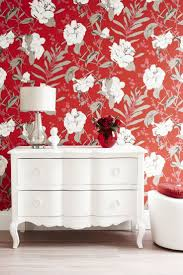 Red Wallpaper Designs For Living Room 17 Best Images About Up The Wall On Pinterest Upholstery