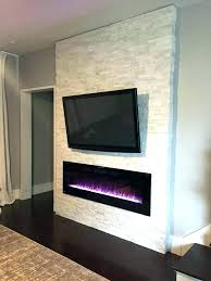 fireplace tv mount fireplace wall electric built in recessed fireplaces pertaining to flush mount for your