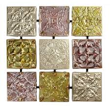 Square Metal Wall Decor 9 Square Patterned Metal Wall Decor Christmas Tree Shops Andthat