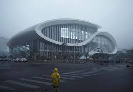 Gymnasium Exterior Design Gymnasium Architecture And Design In China Archdaily