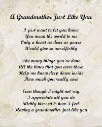 I Love You Grandma Quotes Mesmerizing Poems For Grandma Turning 48 Google Search Favorites Pinte