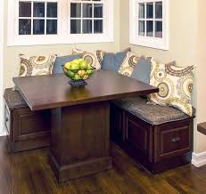 Photo 4 of 7 Corner Bench Table With Storage #4 Stylish Dining Room Bench  With Storage Dining Table With
