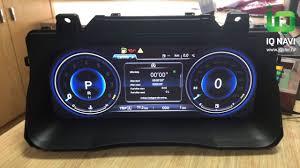 Электронная приборная LED панель (спидометр/тахометр) для ...