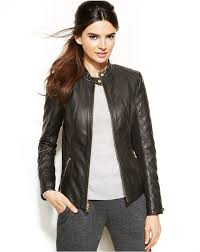 inc international concepts quilted faux leather moto jacket