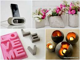 Diy Project 20 Cute Easy Fun Diy Cement Projects For Your Home