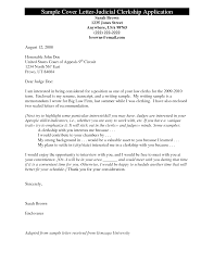 29 Law School Cover Letter Examples Sample Acceptance Letter To