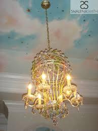 tamera napa nursery chandelier