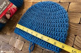 How To Size Crochet Beanies Master Beanie Crochet Pattern