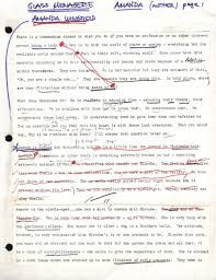 in the galleries stella adler s notes on tennessee williams s stella adler s notes on the character of amanda in tennessee williams s play the glass menagerie