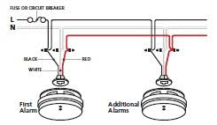 smoke alarm wiring diagram uk wiring diagram and schematic design mains smoke alarm wiring diagram schematics and diagrams