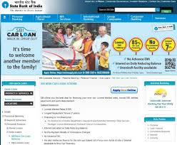 Car Loan Interest Rate In State Bank Of India 2019 2020