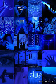 Blue Aesthetic iPhone Wallpaper ...