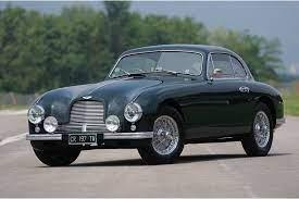 1951 Aston Martin Db2 Vantage Sold Kidston Sa Kidston