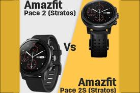 <b>AMAZFIT Stratos</b> (<b>Pace</b> 2) vs AMAZFIT Stratos+(Pace 2S): How to ...