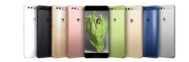 huawei phones. like lg, huawei also touted the photography capabilities of its new phones, pointing to front and rear leica-made cameras advantages phones