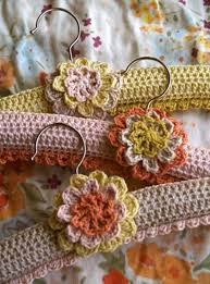 Crochet <b>Covered</b> Hangers (With images) | Crochet