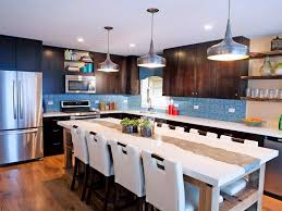 Drum Lights For Kitchen Eclectic Kitchen With L Shaped Pendant Light Zillow Digs Zillow