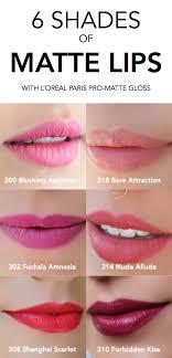 Pro Matte Gloss In 2019 Beauty Makeup Skin Makeup Hair