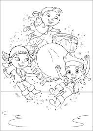 jake neverland pirates coloring pages. Exellent Pirates Jake And The Neverland Pirates Coloring Pages Free Printable Jack For T