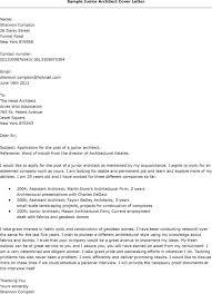 Architect Cover Letter Resume Badak Localblack Info