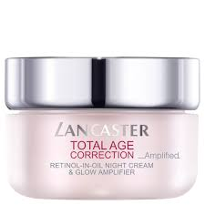 <b>Lancaster Total Age Correction</b> Amplified Retinol-in-Oil Night Cream ...