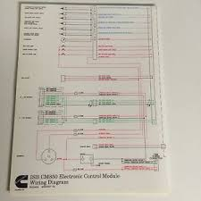 cummins isb cm wire diagram  image is loading cummins isb cm850 wire diagram 4021347