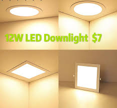 special offer of false ceiling led downlight electronics others on carou