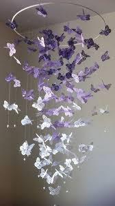 erfly chandelier mobile diy tutorial