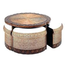 exciting rattan coffee table side tables round best ideas on with glass top wooden furniture