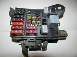 All Chevy 99 chevy express : 99-99 Chevy Express 1500 5.0L V8 Under hood Relay Fuse Box Block ...