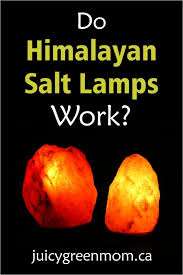 How Do Salt Lamps Work Custom Do Himalayan Salt Lamps Work Himalayan Salt Himalayan And Natural