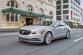 2018 buick lacrosse review ratings specs s and photos the car connection
