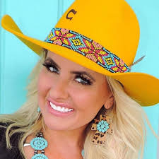 Charlie One Horse Yellow Gold Digger Hat M L Boutique
