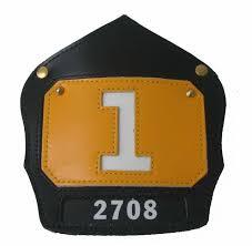 new yorker style fire helmet shields