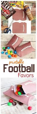 Best 25 Football Favors Ideas On Pinterest Sports Party Favors
